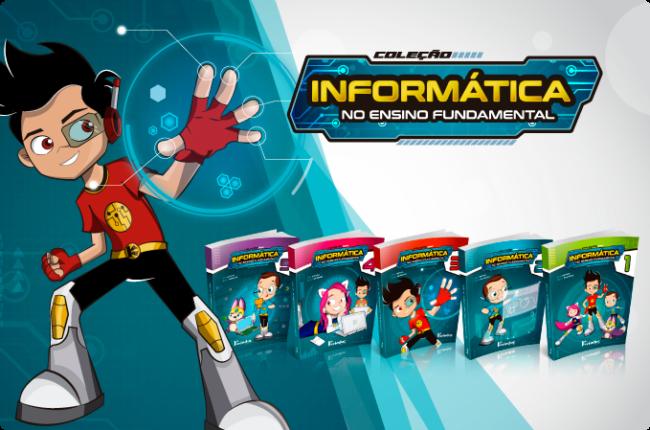 Coleção Informática no Ensino Fundamental